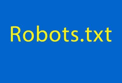 Plik robots.txt